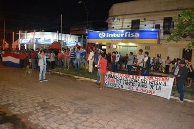 En Concepción el jefe comunal afirma que no renunciará