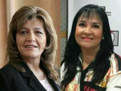Blanca, firme y María Eugenia, prescindente