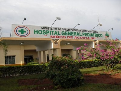 Denuncian atropellos a funcionarios del Hospital Acosta Ñu