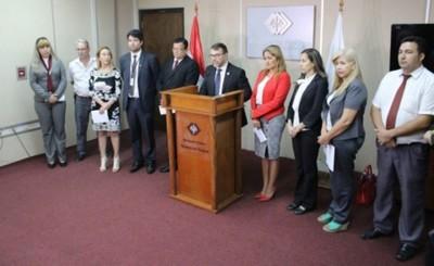 Un mes de huelga en el Ministerio Público