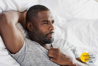 Idris Elba es el hombre vivo más sexy del mundo
