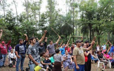 Preocupa violencia de invasores en Caaguazú