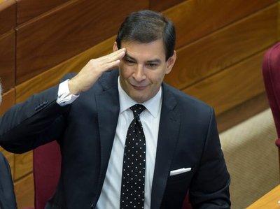 Ovelar convoca a 4 sesiones para finiquitar juicio político a Blanco