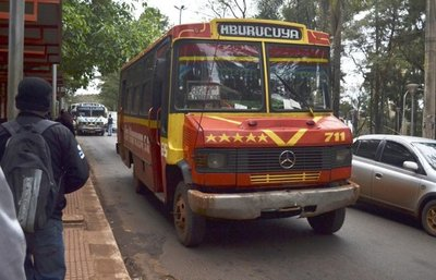 """""""Endurecerán"""" controles a buses, dicen"""