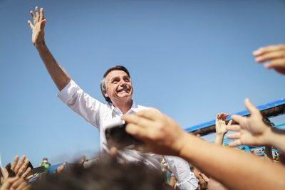 La derecha se impone en Brasil