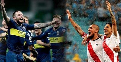 Boca y River, a cinco días del histórico Superclásico en la Libertadores