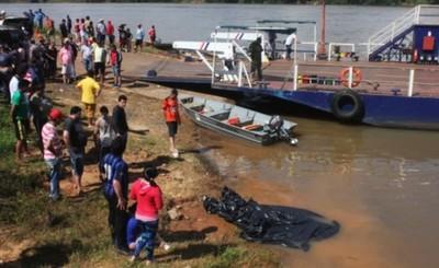 Cadáver del joven desaparecido es encontrado en el Paraná