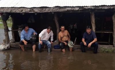 San Juan Bautista: Situación crítica de los pobladores de Kokueré