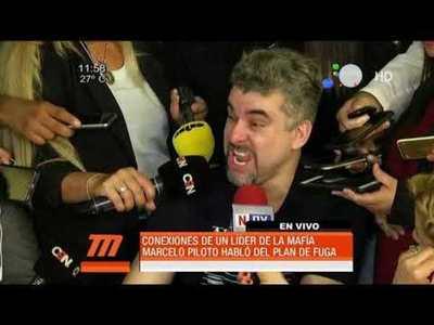 "Marcelo Pinheiro: ""Vendo drogas y armas, pero no soy terrorista"""
