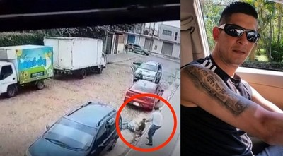 ¿Quién mató al policía? Video muestra que su camarada lo disparó y habla la viuda