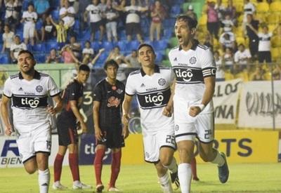 Olimpia se instala en semifinales de Copa Paraguay