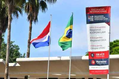 Organizan encuentro internacional de museólogos en Hernandarias