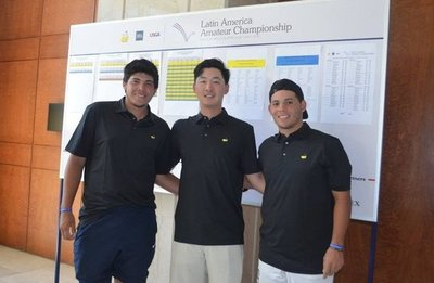 Golfistas paraguayos buscarán ganar espacio en el LAAC 2019