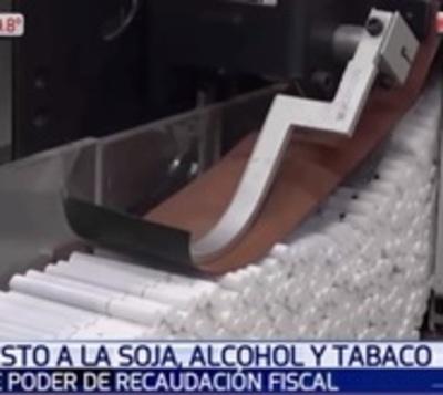 Desde Salud apoyan incremento de impuesto al tabaco y bebidas