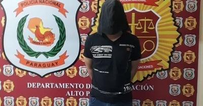 Detienen a un ciudadano con orden de captura en Brasil