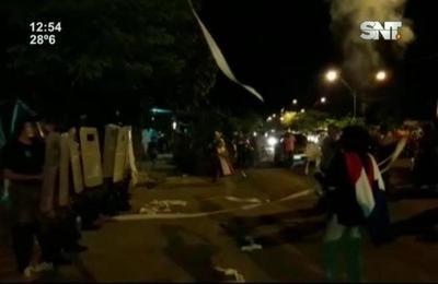 Siguen las protestas ciudadanas en Concepción