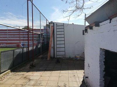 Rayadito: Las obras de cara al 2019 empezaron