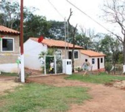 Yaguarón: 74 familias accederán a casas propias mediante subsidios