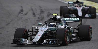 Bottas fue el más rápido en segundas pruebas del GP de Brasil