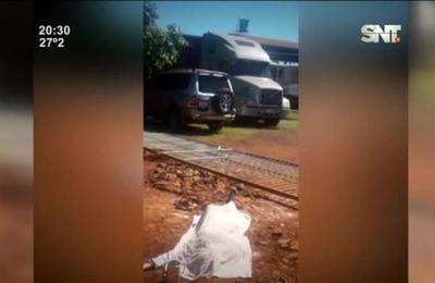 Tragedia en Minga Guazú: una mujer fue aplastada por su portón