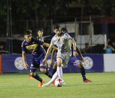 A Luqueño le cae bien la Copa Paraguay