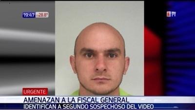 Identifican a otro sospechoso que aparece en amenaza a Fiscal General