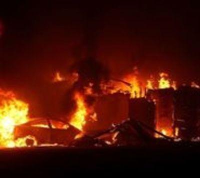 Nueve muertos a causa del incendio en California, que continúa