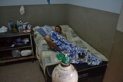 Se agudiza crisis en hospital de Hernandarias sin transferencias