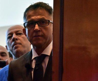 Osorio llega el miércoles, pero surgen rumores