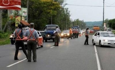 Ley de tránsito exige circular por carril derecho y no por izquierdo
