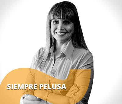 Siempre Pelusa con Pelusa Rubin y Miguel Mora