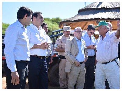 URGENTE: Corrientes pide revisar límites fronterizos con Paraguay