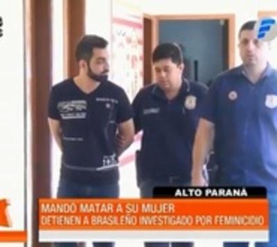 Detienen en CDE a brasileño buscado por feminicidio en Brasil
