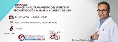 HOY / Primer simposio sobre avances en el tratamiento del linfedema