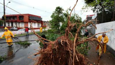Meteorología emite nueva alerta por tormentas