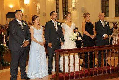 La boda de Agustina y Mauricio