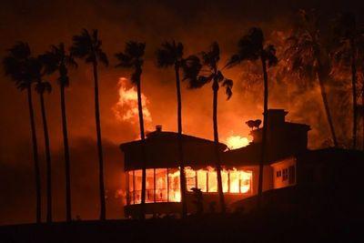 Nueve muertos en incendio feroz en Paradise, California