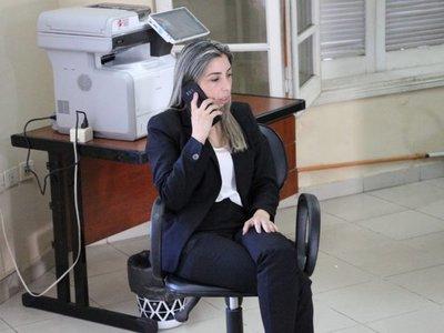 Cuñada de Freddy D'Ecclesiis se presenta ante la Fiscalía