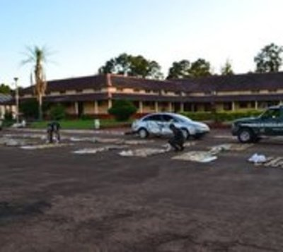Decomisan más de 3.000 kilos de marihuana paraguaya en Argentina
