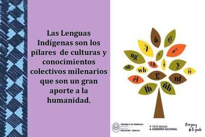 Lanzan proyecto para promover el uso de 20 lenguas indígenas del país
