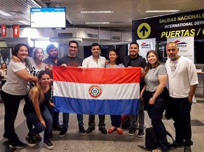 Productores Culturales paraguayos en el Mercado de Industrias Creativas de Brasil