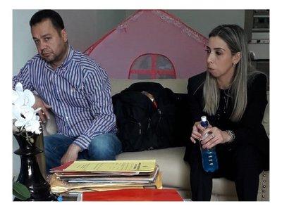 Cuñada de Freddy D'Ecclesiis sería imputada por tráfico de drogas