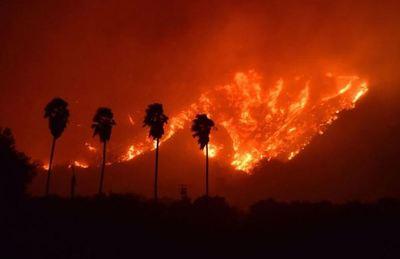 Incendios en California deja al menos 23 muertos
