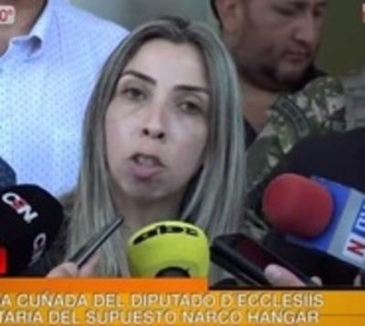 Imputan por narcotráfico a cuñada de diputado D'Ecclesiis