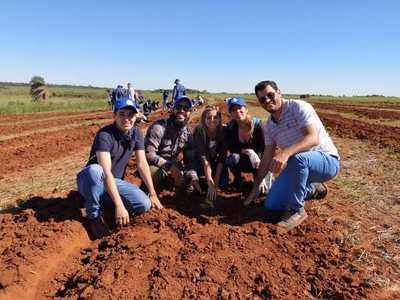 Agua de la Costa reforestó 140.000 árboles en la Reserva Natural Morombi