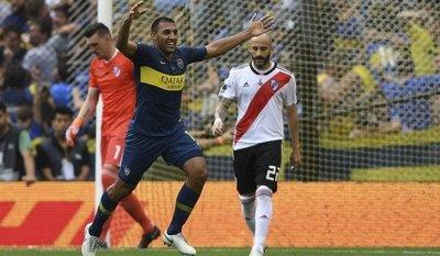 Boca y River igualan en juego de ida de la final de Libertadores