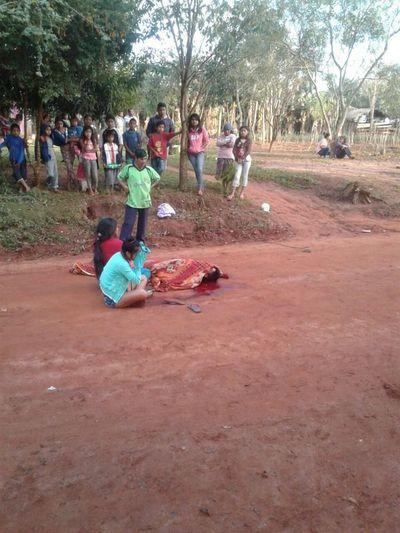 Asesinan a un indígena, pero no se sabe en qué circunstancias