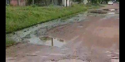 UN PROBLEMA DE MIER… Algo huele muy mal en un barrio de Concepción