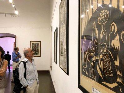 Muestras en Asunción invitan a apreciar  el talento de los artistas