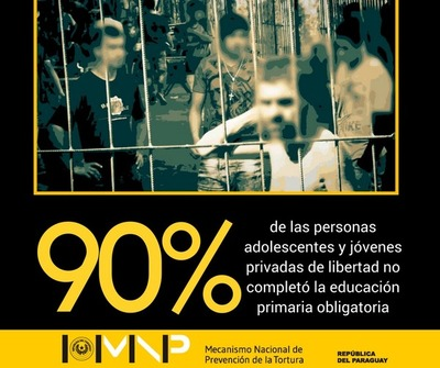 MNP desarrolla programa piloto de prevención de la pena anticipada en Alto Paraná e Itapúa